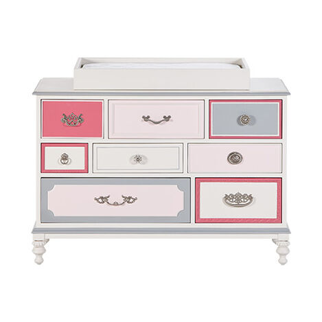 Wonderland Dresser and Changing Topper ,  , large