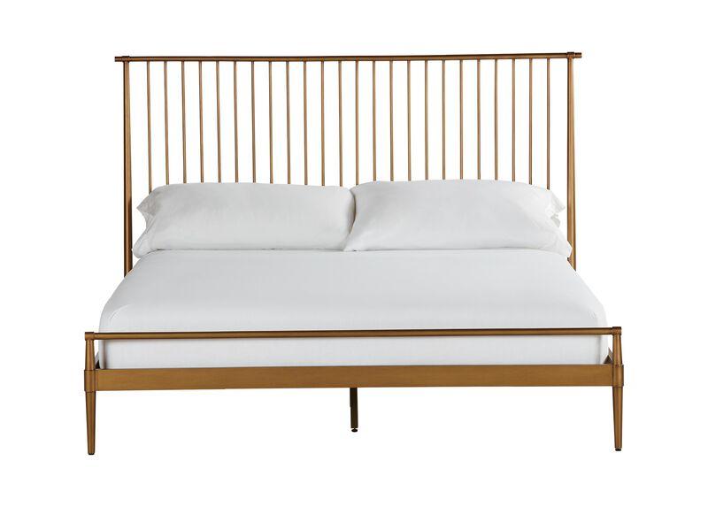 Emmett Metal Platform Bed