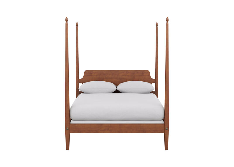 Barrett Poster Bed ,  , large_gray