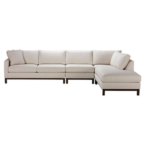 Melrose Too Four-Piece Open End Sectional Product Tile Image 202200G4