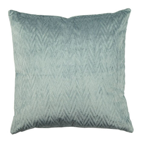 Chevron Velvet Pillow ,  , large