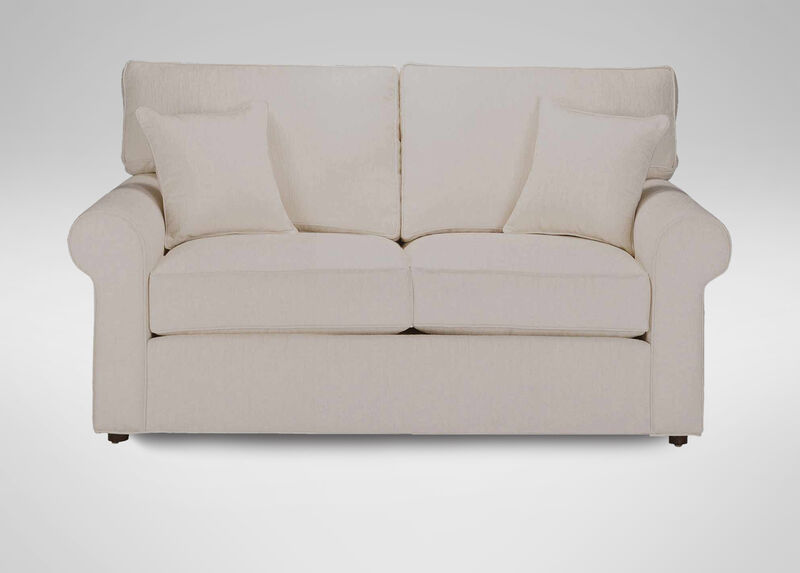 Retreat Roll-Arm Sofa ,  , large_gray