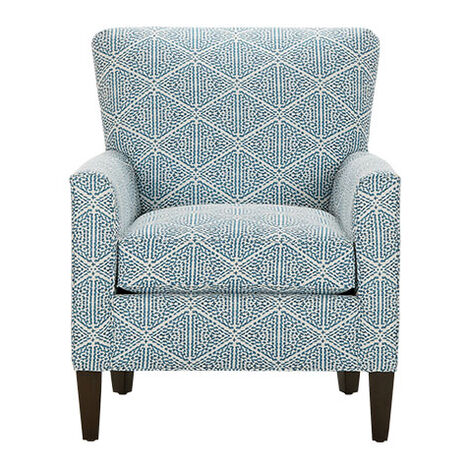 Collin Chair, Guzan Indigo ,  , large