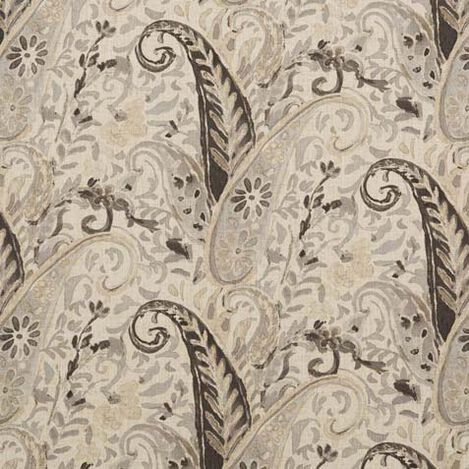 Nabry Charcoal Fabric By the Yard Product Tile Image 39454