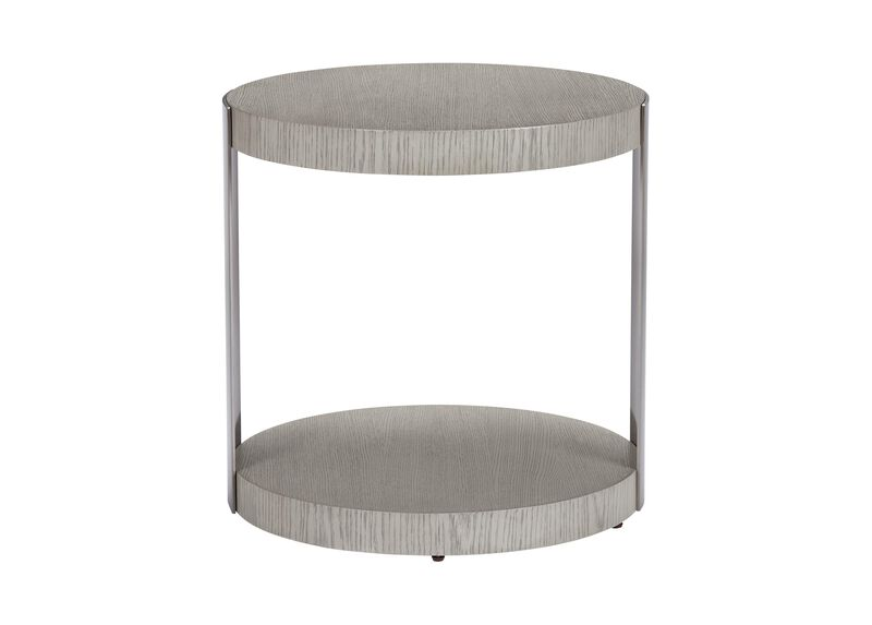 Braemore Round End Table