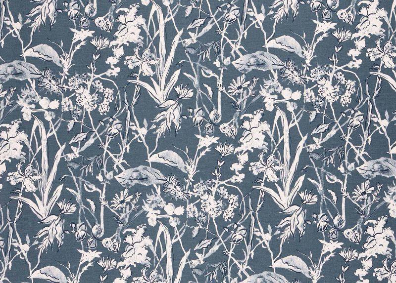 Cullen Indigo Fabric