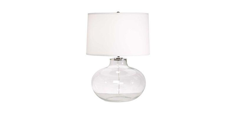 Large Onion Jar Table Lamp