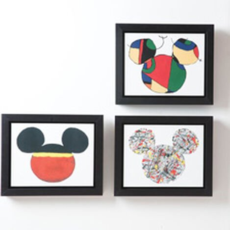 Color Block Mickey Product Tile Hover Image 070052A