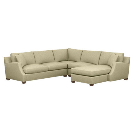 Lynn Four-Piece Sectional with Chaise Product Tile Image 202053G2