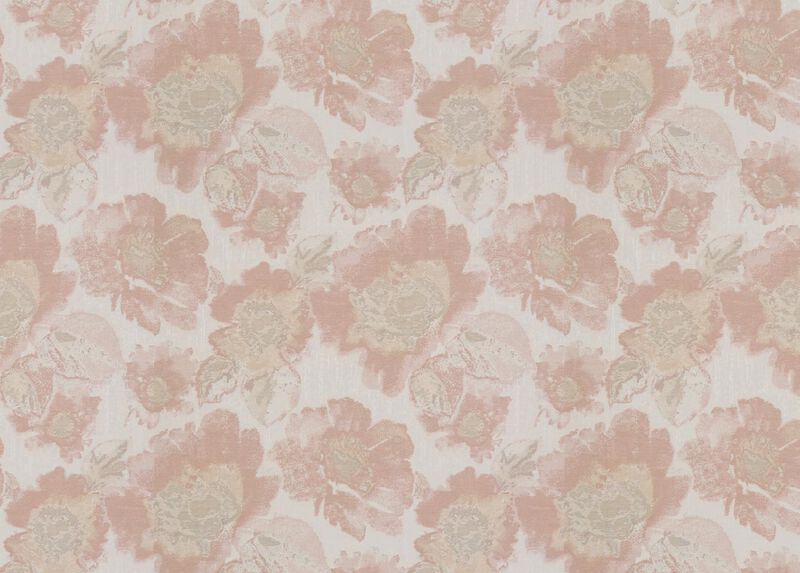 Acker Blush Fabric