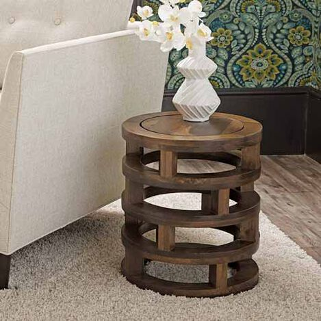Talulah Wood Accent Table Product Tile Hover Image 421846
