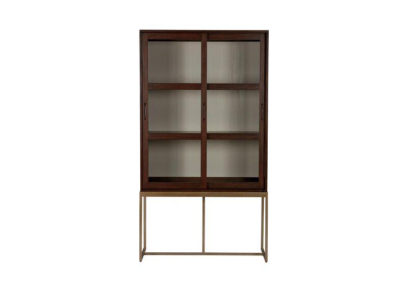 Galewood Tall Display Cabinet