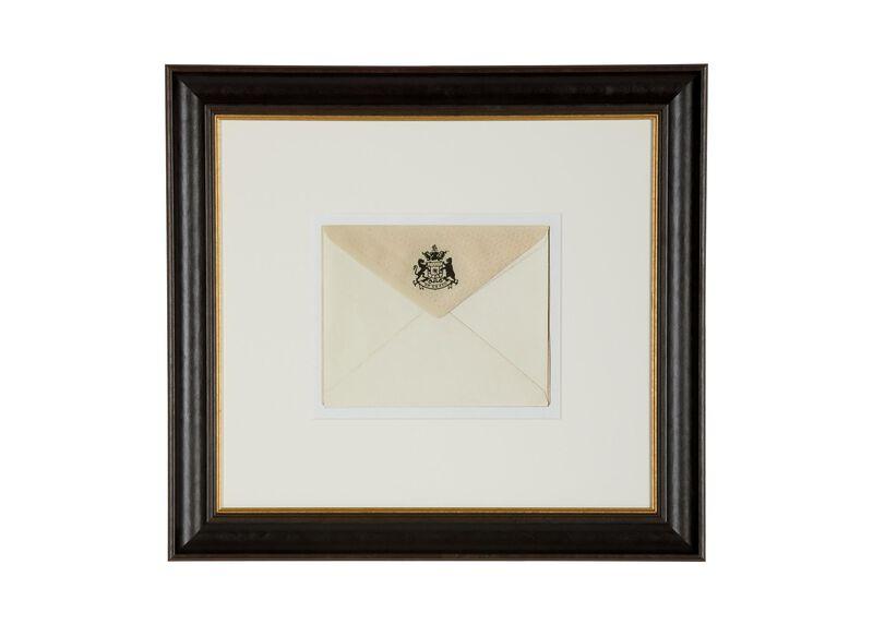 Vintage Envelope IX