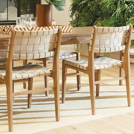 Marteen Woven Dining Side Chair Product Tile Hover Image 226530