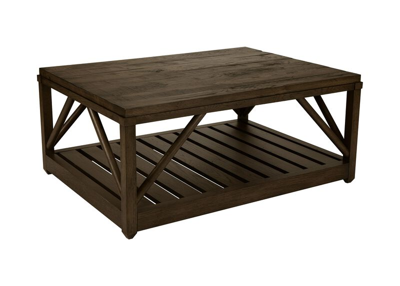 Beam Small Coffee Table ,  , large_gray