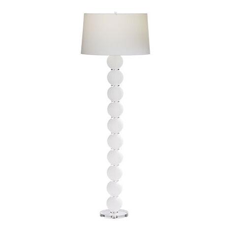 Mareena Glass Ball Floor Lamp Product Tile Image 092171
