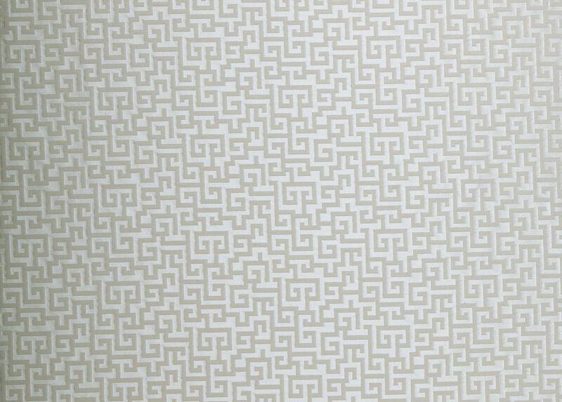 Hera Ivory Fabric Swatch