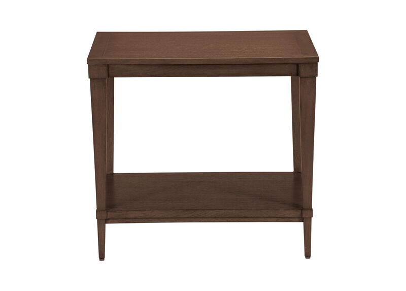 Glenavon Wood End Table