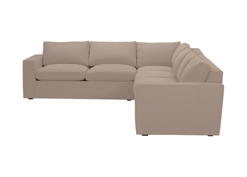 Redding Ridge Four-Piece Outdoor Sectional