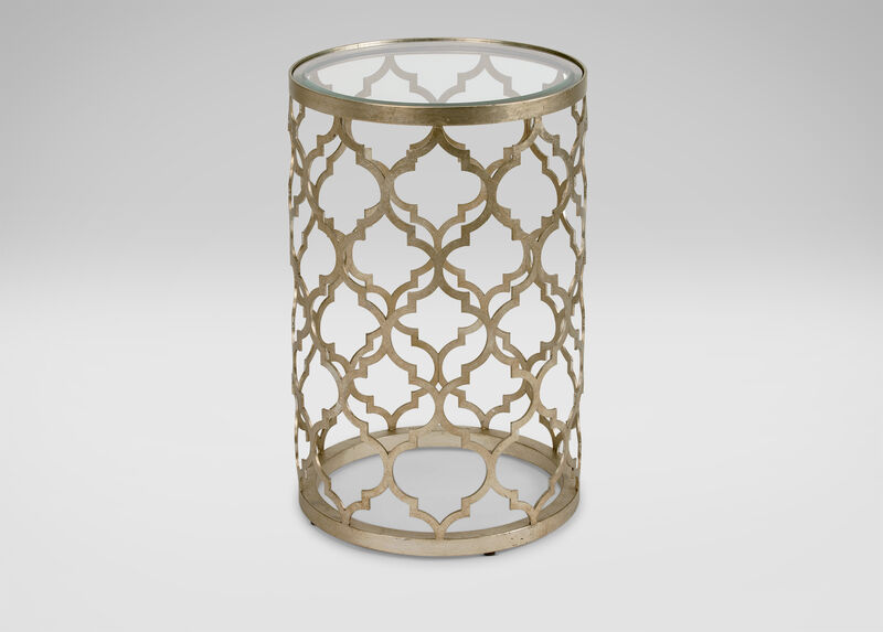 Tracery Accent Table ,  , large_gray