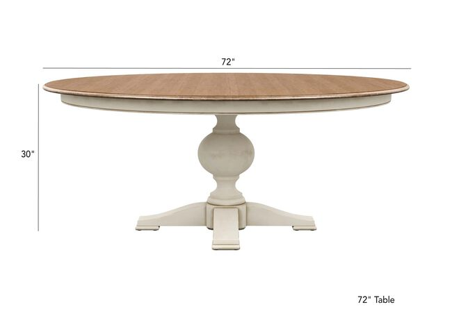 Cooper Round Dining Table | Dining Tables | Ethan Allen