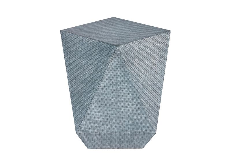 Pamille Geometric Accent Table
