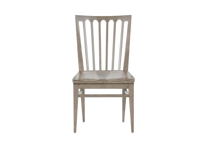 Benham Wood-Seat Side Chair