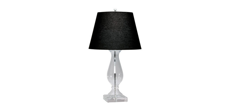 Groton Glass Table Lamp