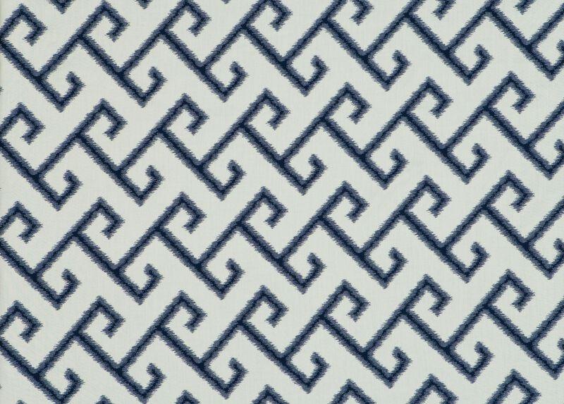 Ventura Indigo Fabric by the Yard