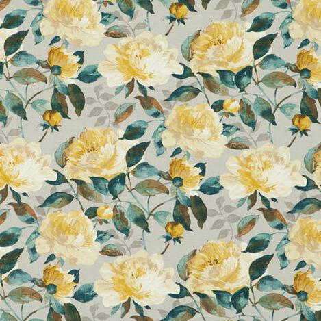 Audrina Marigold Fabric ,  , large