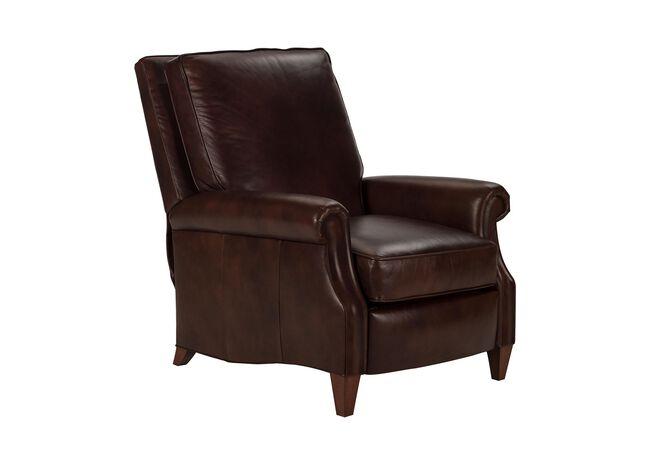 Prime Colburn Leather Recliner Recliners Ethan Allen Short Links Chair Design For Home Short Linksinfo
