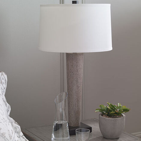 Mila Concrete Table Lamp Product Tile Hover Image 096804