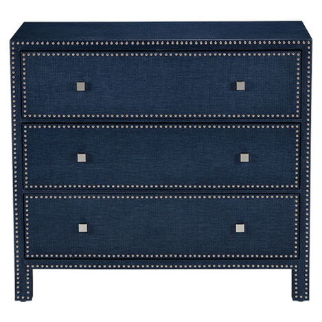 McLevin Three-Drawer Chest Product Tile Image 135224