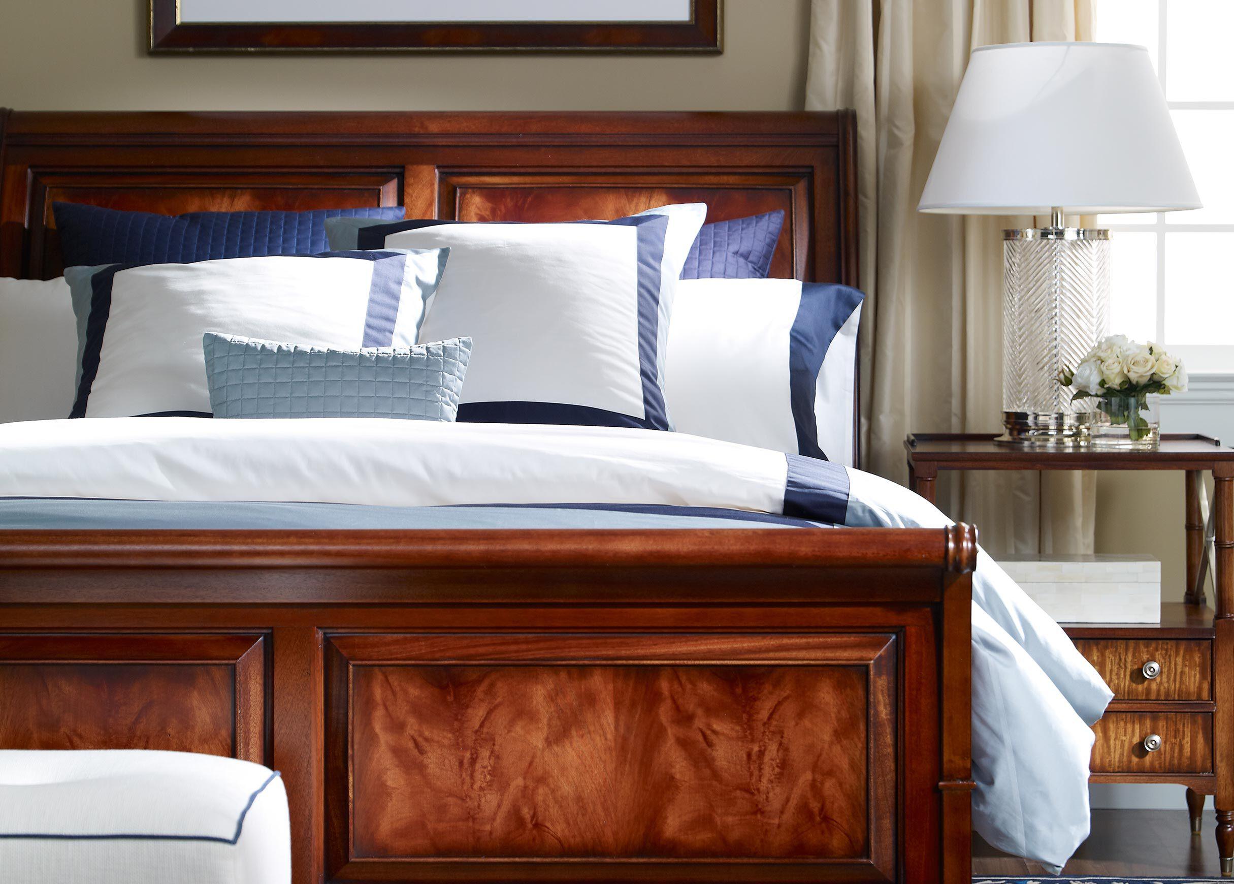 null & Somerset Bed | Beds | Ethan Allen