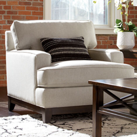 Upholstered Chairs For Living Room Arcata Chair Quick Ship