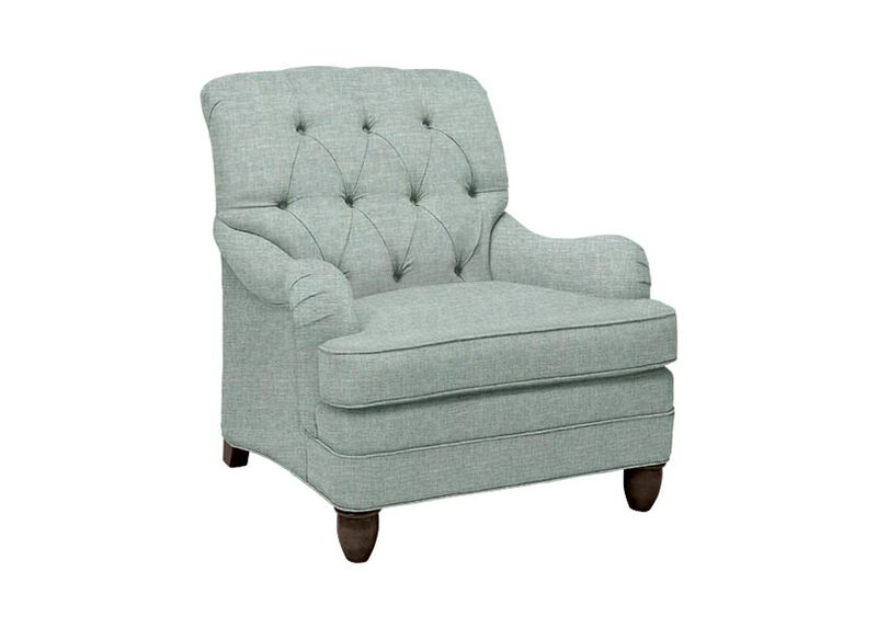 Mercer Tufted Chair