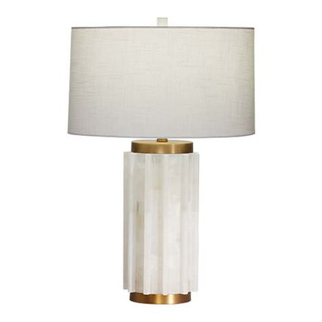Farida Alabaster Table Lamp Product Tile Image 096145