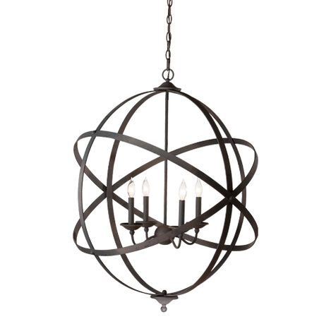 Navesink Chandelier ,  , large