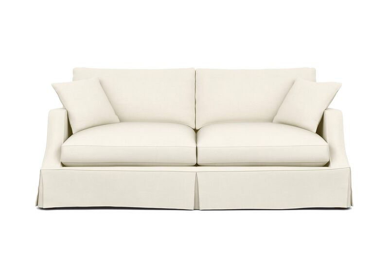 Lynn Slipcovered Sofa