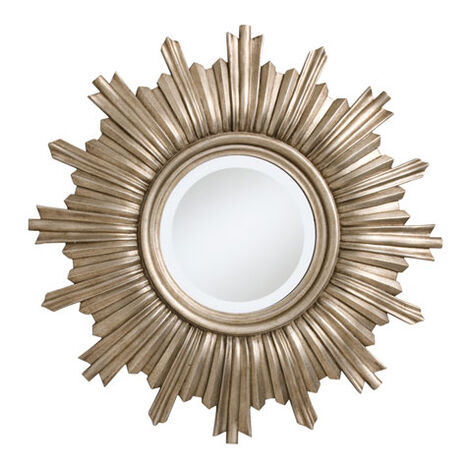 Glamour Starburst Mirror ,  , large