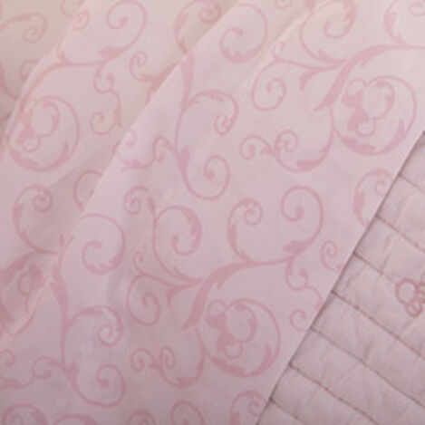 Minnie Mouse Scroll Sheet Set, Petal ,  , hover_image
