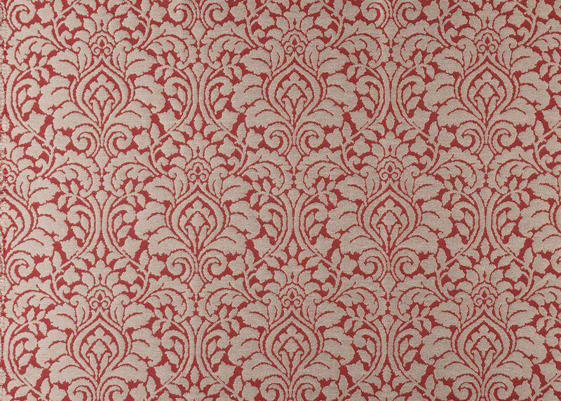 Noble Poppy Fabric