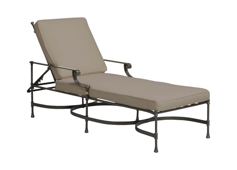Biscayne Adjustable Chaise