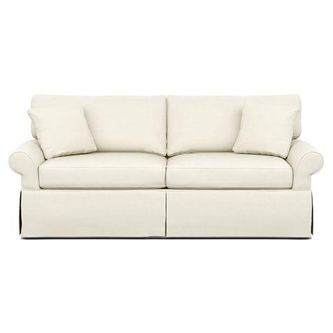 Merveilleux Bennett Roll Arm Slipcovered Sofa