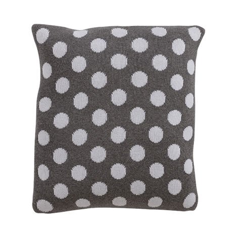 Dotty Knit Pillow ,  , large