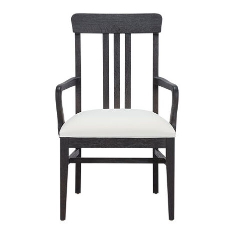 Haddam Slat-Back Dining Armchair Product Tile Image 226300A