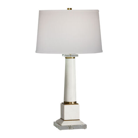 Shop table lamps lighting collections ethan allen ethan allen dasso marble table lamp large aloadofball Gallery
