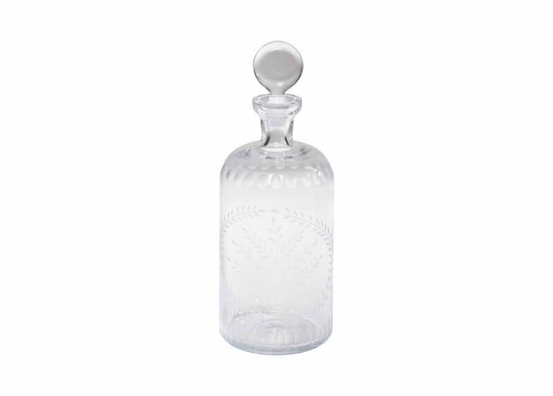 Laurel Etched Decanter ,  , large_gray