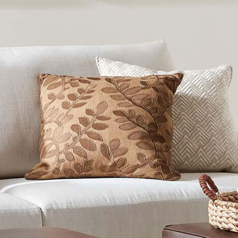 Fern Jacquard Pillow Product Tile Hover Image 061323