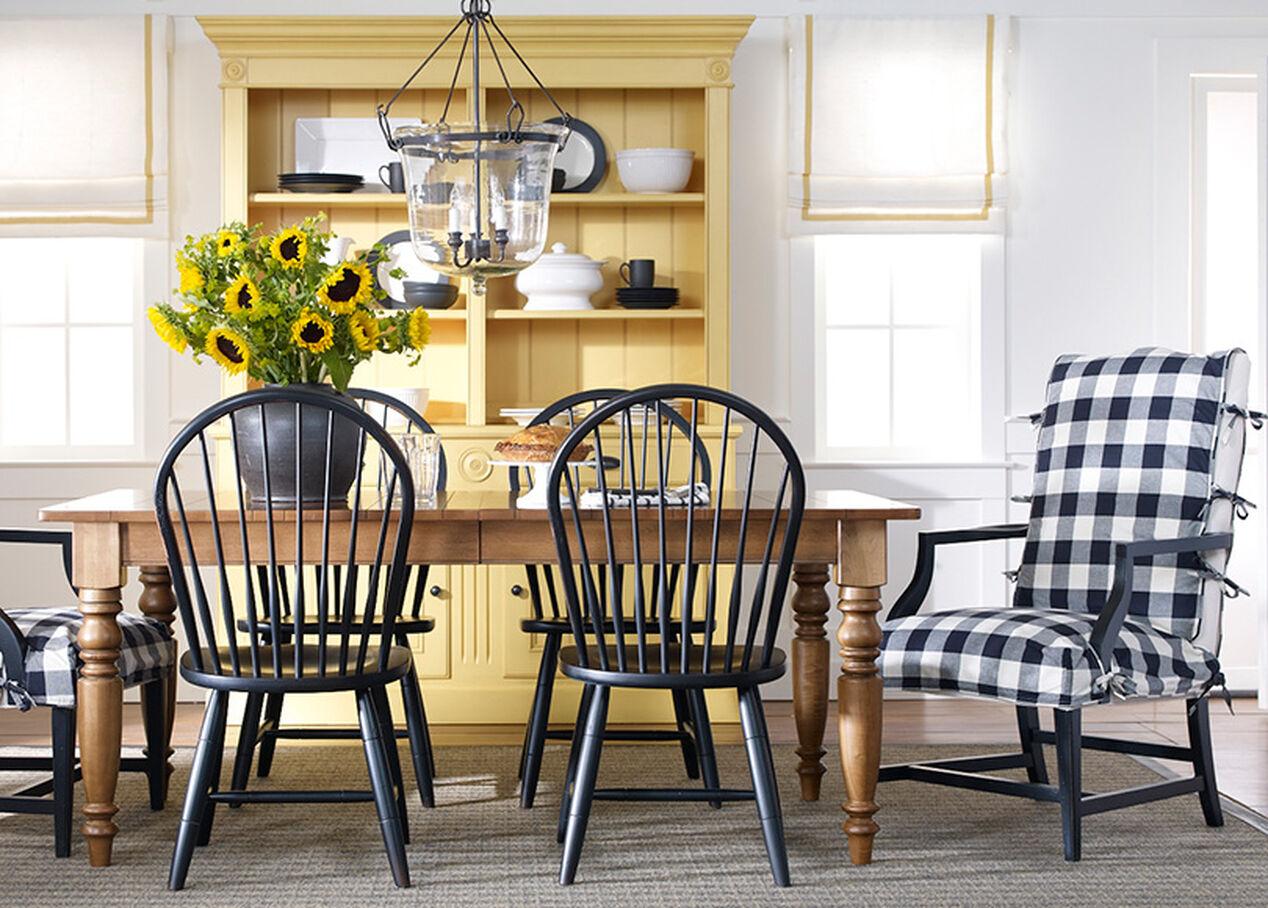 New Slipcover for Martha Washington Chair | Arm & Host Chairs | Ethan  TW71